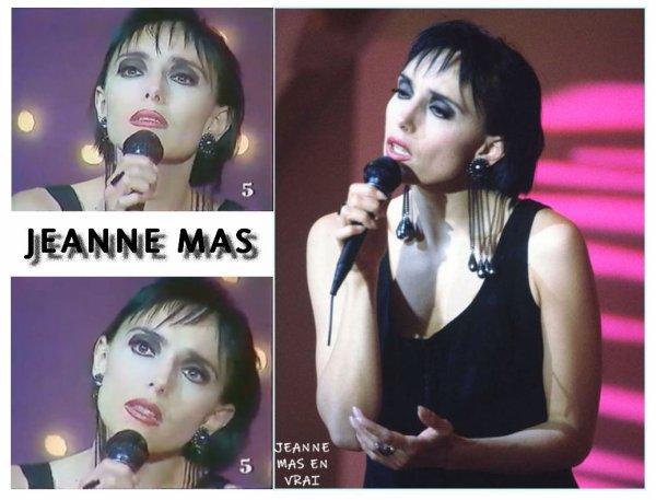 """Le passage TV inédit  - JEANNE interprète """"L'enfant"""" (1991)"""