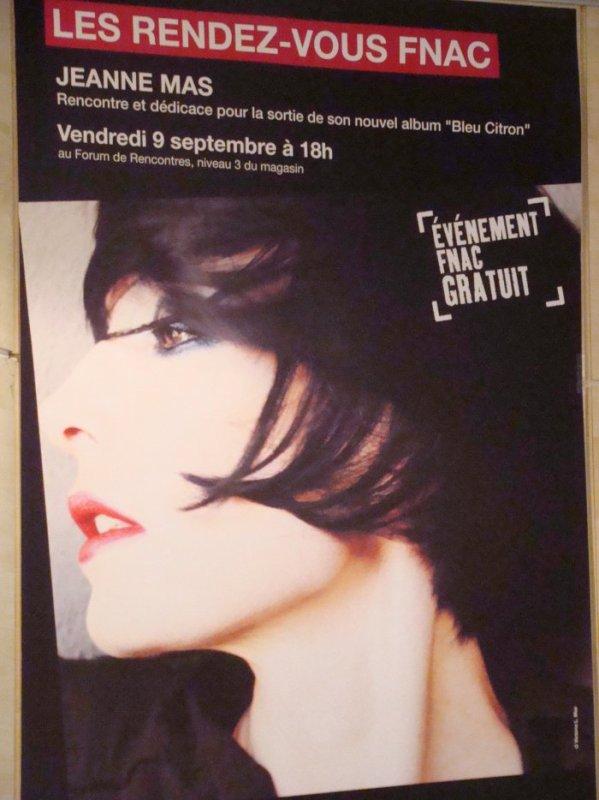 """L'album """"BLEU CITRON"""" fête ses 10 ans !  Dossier spécial sur le blog avec : - La vidéo inédite de la dédicace de l'album a la Fnac St Lazare - La promo de l'album etc..."""
