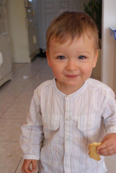 Maël 18 mois fils de lnmail