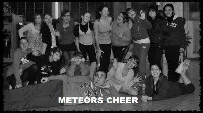 Meteors Cheer
