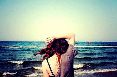 Parfois, laisser partir quelqu'un est plus facile que d'essayer de le garder au prés de moi.