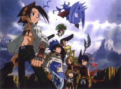 Shaman King - anime