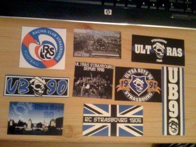 96d26e54952 Ultra Boys 90 (Strasbourg) - Blog de stickultras53