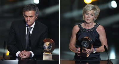 Coach of the Year - the winners 2010