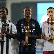 Eto'o leads award winners