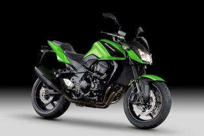Z750 Candy lime green