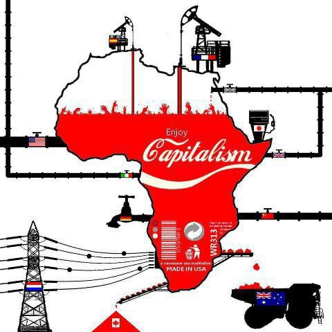 poor Africa ..