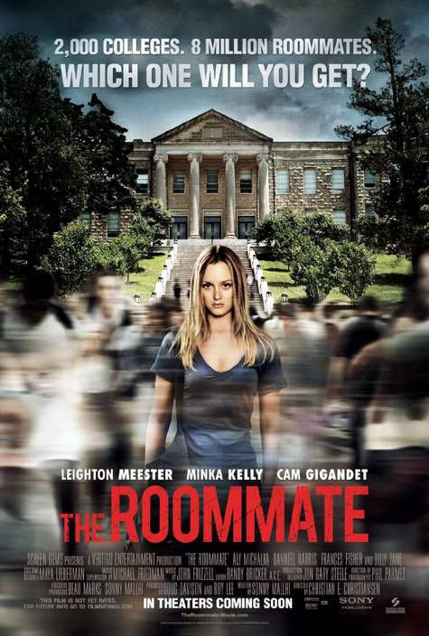 AFFICHE DU FILM THE ROOMATE :)