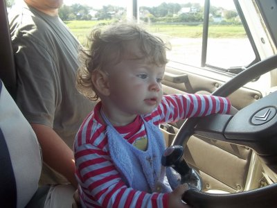 ♥leçon de conduite pour ma fille♥