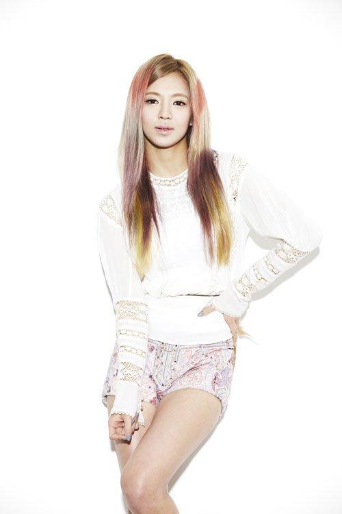 Hyo Yeon des SNSD
