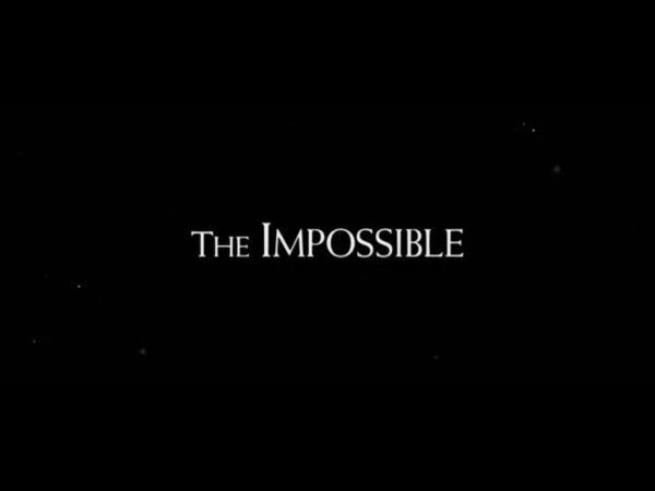 The impossible part 5 et the end