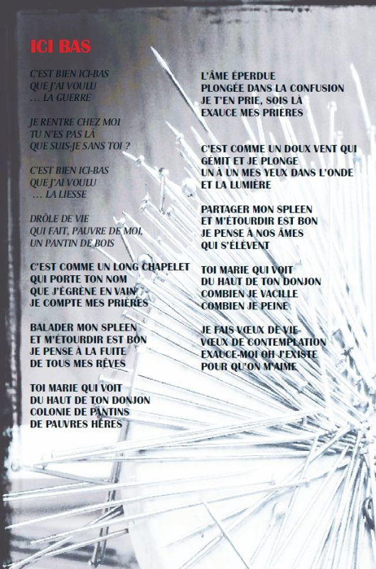 Ici-Bas / Ici Bas (2012)