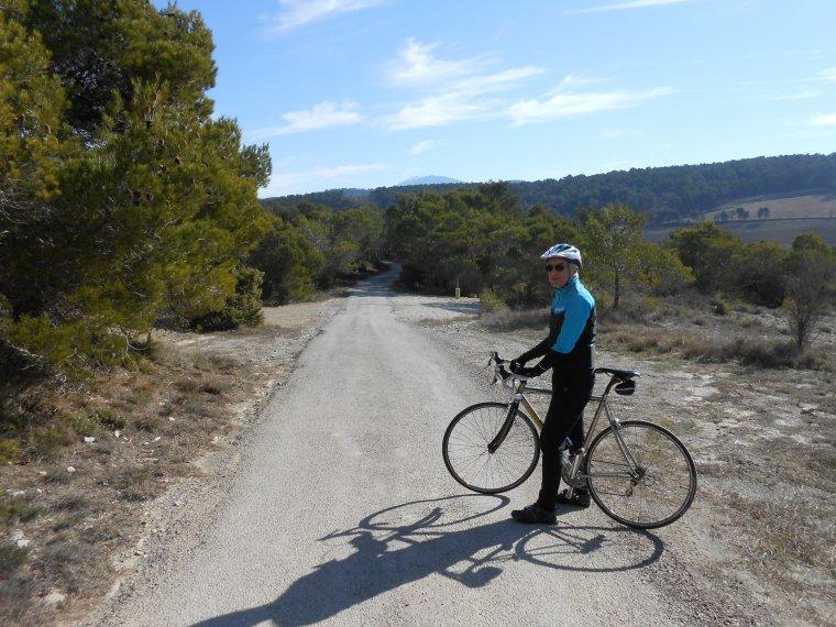 23-02-2017 sortie vélo 50km et 680m de dénivelé