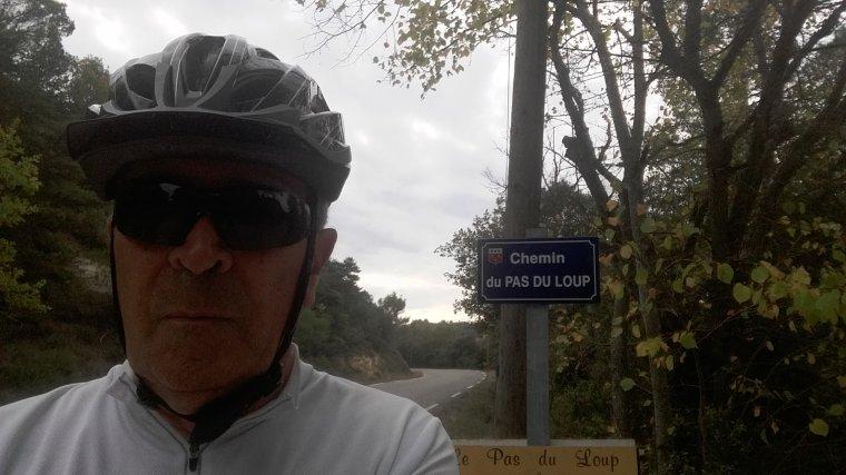 21/10/2017 Malaucène-Entrechaux par col de Vaillant et collet de Marin