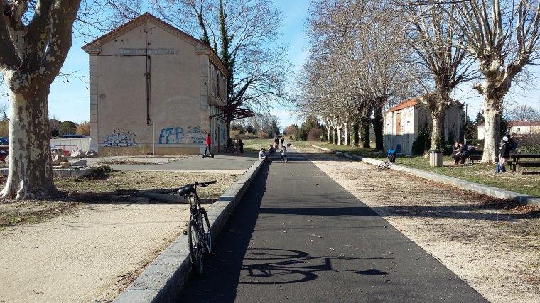 04/02/2018 la via Venaissia se rallonge...