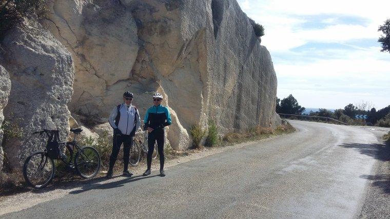 13/03/2018 Alpilles-Baux de Provence