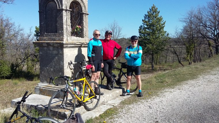 06/04/2018 sortie 6 cols-Anres-Ronin-Vaillant-Marin-Pas du loup-Madeleine