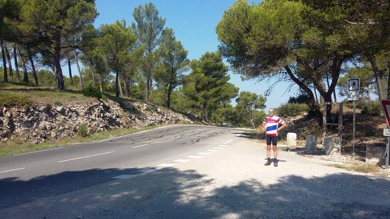 21/08/2018 Circuit Les Alpilles-3 cols