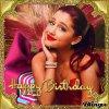 Ariana Grande à fêté ses 22 ans le 26 juin 2015