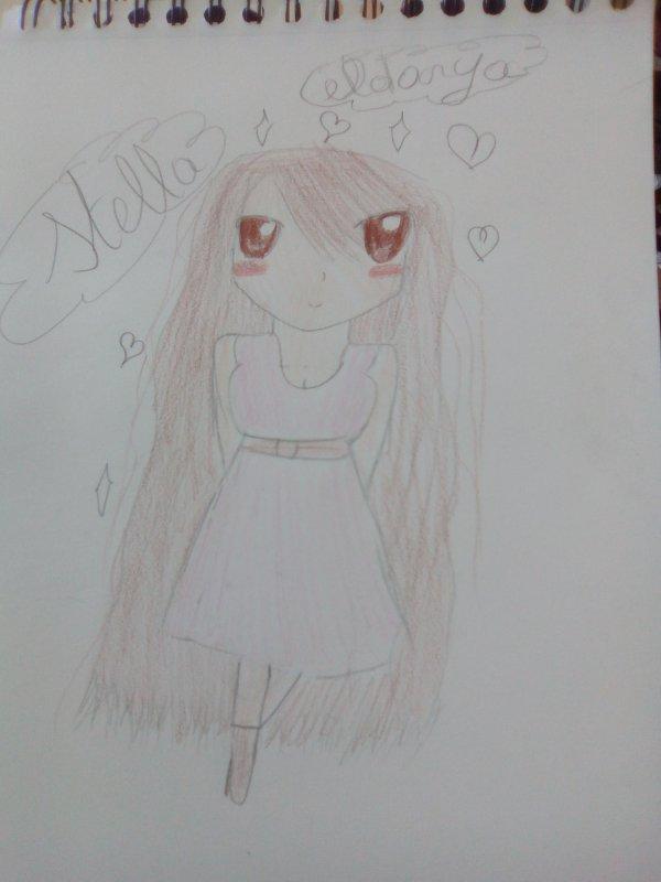 Stella dessin
