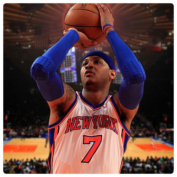 Bienvenue dans la mecque de la NBA !