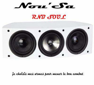Nou'Sa - Original RnB Soul