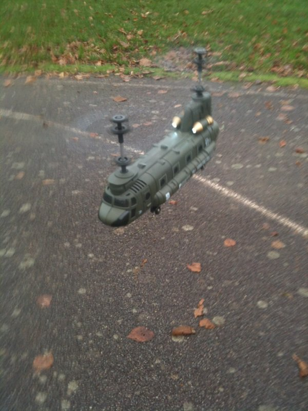 Chinook ch47 Rc