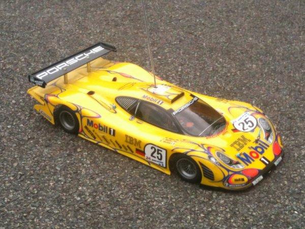 PORSChE 911 GT1 / TOYOTA SUPRA GT