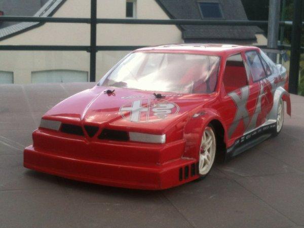 ALFA 155 DTM