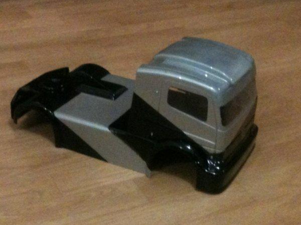 Truck Mercedes