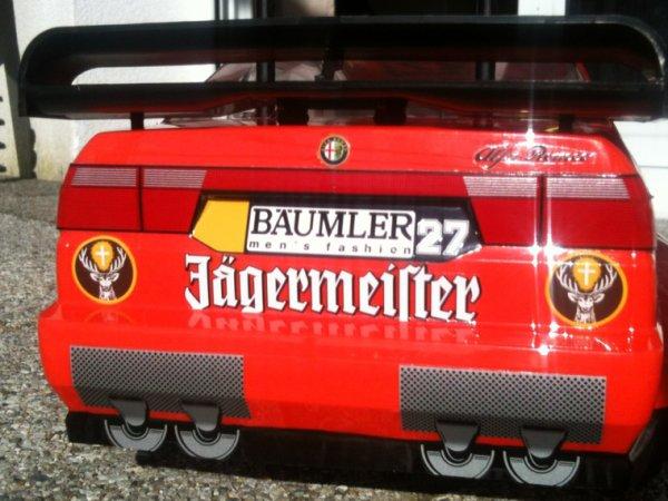 ALFA 155 DTM JAGERMEISTER