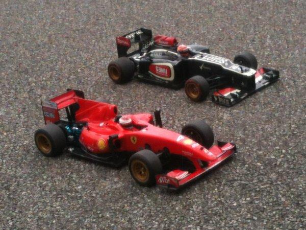 Gp de FRANCE F1 Rc