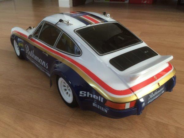 PORSCHE 911 CARRERA CUP FLAT56