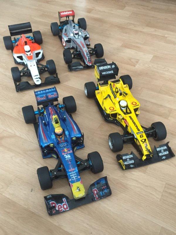Gp de France F1 Rc 2016