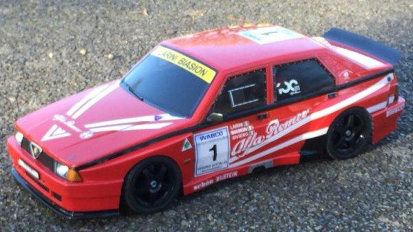 Alfa ROMEO 75 Turbo évolution IMSA
