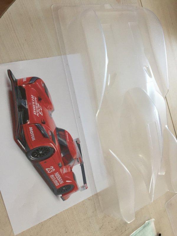 TAMIYA Nissan GTR LM Nismo