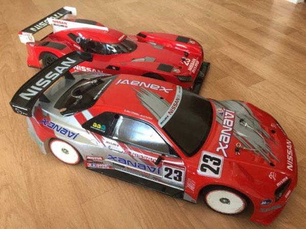 La Team Nissan GT-R Nismo