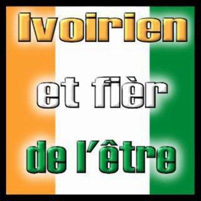 je suis un ivoirien et fier de l'être