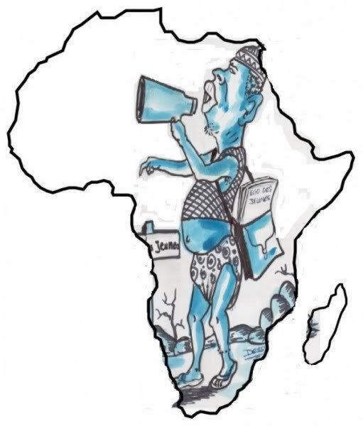 appel pour Afrique Unis