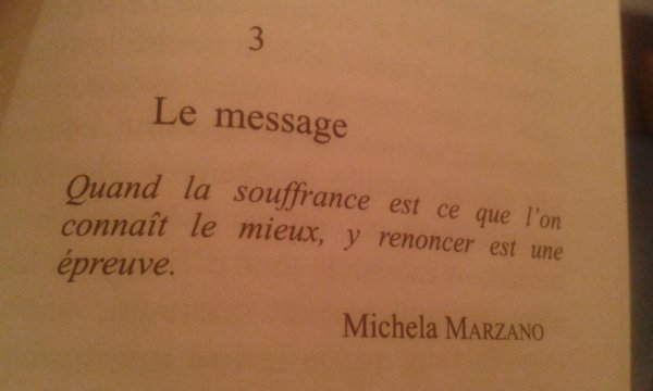 Deux citations ! ! ! !