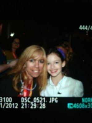 Mackenzie au Comic Con (suite)
