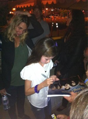 Mackenzie au Comic Con (suite encore^^)
