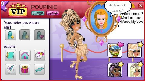 Critique de MovieStarPlanet (MSP) ☻