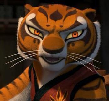 Ma tre tigresse kung fu panda - Maitre kung fu panda ...
