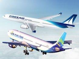 Air Caraïbes et Corsair international : fiançailles au dessus de l'Atlantique