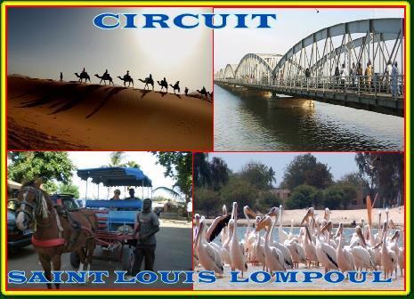 CIRCUIT  SAINT LOUIS LOMPOUL