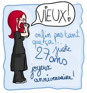 Aujourd'hui 12 juin , je fête mon anniversaire !!!! Merci a tous ceux et celles qui y penseront !!!! ;) (l)