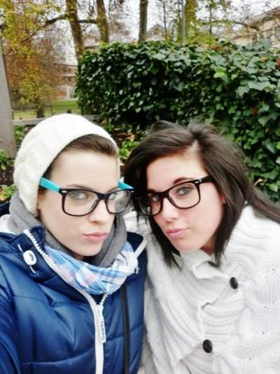ܤBabiib0uh (Aà) & sa soeur <3