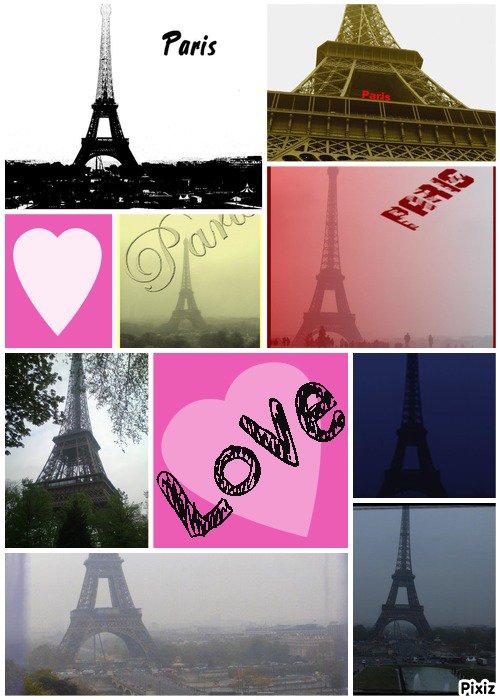 Ajoutez deux lettres à Paris : c'est le paradis. ;)