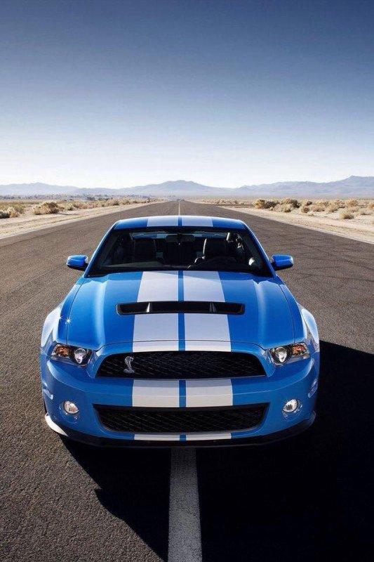Fonds d'écran Mustang pour votre smartphone !
